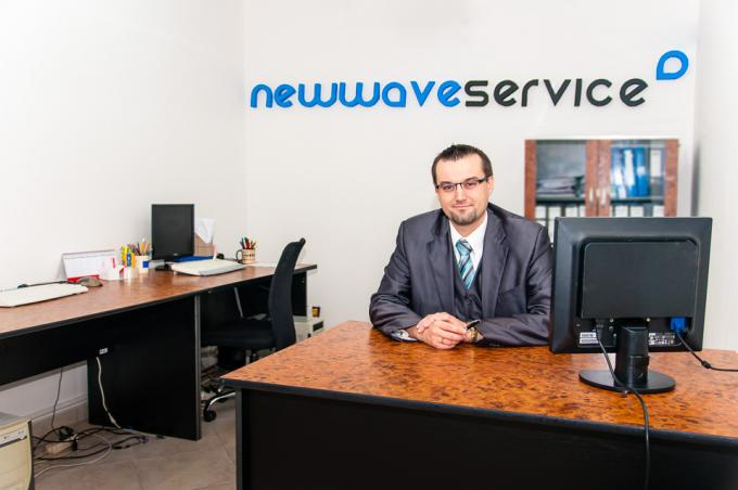 007 new wave servis